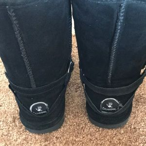 Bearpaw snow boot, EUC